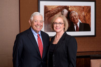 Cathy Bessant and Hugh McColl
